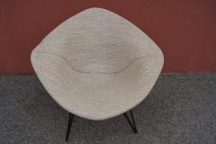 Harry Bertoia Black Diamond Chair by Harry Bertoia for Knoll - 1442178