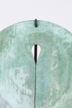 Harry Bertoia Bronze Harry Bertoia Gong - 257820