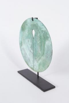 Harry Bertoia Bronze Harry Bertoia Gong - 257824