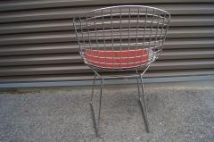 Harry Bertoia Chrome Side Chair by Harry Bertoia for Knoll - 1177805