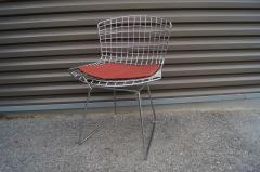 Harry Bertoia Chrome Side Chair by Harry Bertoia for Knoll - 1177806