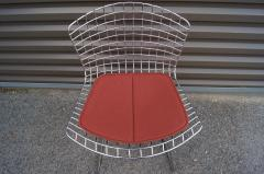Harry Bertoia Chrome Side Chair by Harry Bertoia for Knoll - 1177807