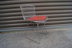 Harry Bertoia Chrome Side Chair by Harry Bertoia for Knoll - 1177808