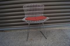 Harry Bertoia Chrome Side Chair by Harry Bertoia for Knoll - 1177809