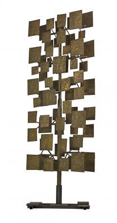 Harry Bertoia Early and Monumental Harry Bertoia Sculpture Screen - 130969