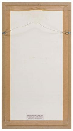 Harry Bertoia Framed Monotype on Rice Paper - 1500062