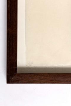 Harry Bertoia Framed Monotype on Rice Paper - 1500072