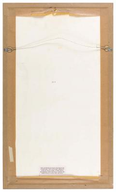 Harry Bertoia Framed Monotype on Rice Paper - 1500073