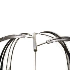 Harry Bertoia Harry Bertoia 6 Branches Stainless Steel Sculpture 1960s - 370517