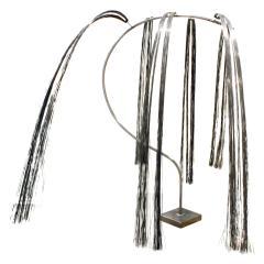 Harry Bertoia Harry Bertoia 6 Branches Stainless Steel Sculpture 1960s - 370522