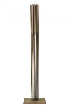 Harry Bertoia Harry Bertoia Beryllium Brass Cattail Sonambient Sculpture 1970s - 1935626