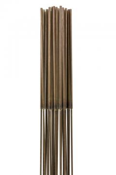 Harry Bertoia Harry Bertoia Beryllium Brass Cattail Sonambient Sculpture 1970s - 1935628