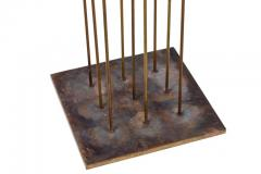 Harry Bertoia Harry Bertoia Beryllium Copper Bronze Untitled Sonambient Sculpture - 1162292