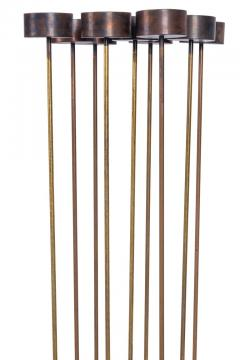Harry Bertoia Harry Bertoia Beryllium Copper Bronze Untitled Sonambient Sculpture - 1162294