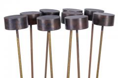 Harry Bertoia Harry Bertoia Beryllium Copper Bronze Untitled Sonambient Sculpture - 1162296