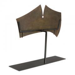 Harry Bertoia Harry Bertoia Bronze Gong Sculpture - 1089107