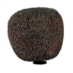 Harry Bertoia Harry Bertoia Bush Form Patinated Copper and Bronze Sculpture - 1147742