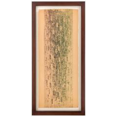 Harry Bertoia Harry Bertoia Framed Monoprint on Rice Paper USA 1960s - 1665772