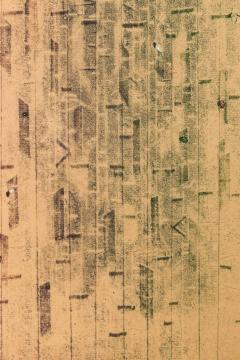 Harry Bertoia Harry Bertoia Framed Monoprint on Rice Paper USA 1960s - 1665775