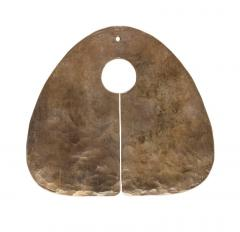 Harry Bertoia Harry Bertoia Hand Hammered Silver Gong Pendant USA 1975 - 646081