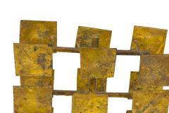 Harry Bertoia Harry Bertoia Maquette for Melt Coat Sculpture Screen for Bank of Miami - 1851167