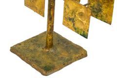 Harry Bertoia Harry Bertoia Maquette for Melt Coat Sculpture Screen for Bank of Miami - 1851171