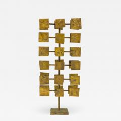 Harry Bertoia Harry Bertoia Maquette for Melt Coat Sculpture Screen for Bank of Miami - 1852505