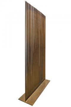 Harry Bertoia Harry Bertoia Monumental Brass Untitled Sonambient Sculpture - 1162192