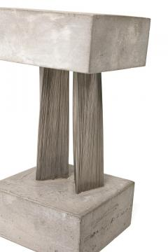 Harry Bertoia Harry Bertoia Stainless Steel Gypsum Bundled Wire Form Sculpture - 1130380