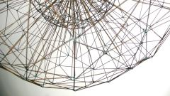 Harry Bertoia Harry Bertoia Style Dandelion Sculpture - 1261995