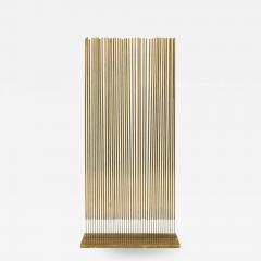 Harry Bertoia Harry Bertoia Untitled Single Row Cattail Sonambient Sculpture USA 1977 - 1839553