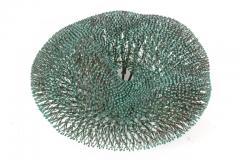 Harry Bertoia Harry Bertoia Welded Copper and Bronze Bush Sculpture with Applied Patina - 1087181