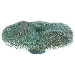 Harry Bertoia Harry Bertoia Welded Copper and Bronze Bush Sculpture with Applied Patina - 1087182