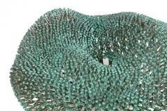 Harry Bertoia Harry Bertoia Welded Copper and Bronze Bush Sculpture with Applied Patina - 1087183