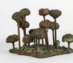 Harry Bertoia Melt Pressed Sculpture Untitled Poppies  - 192990