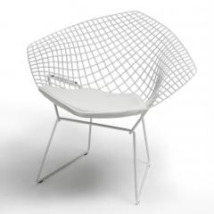 Harry Bertoia Pair of Diamond Lounge Chairs by Harry Bertoia for Knoll - 416573