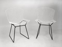 Harry Bertoia Set of 4 Harry Bertoia for Knoll Vintage Side Chairs - 1126510