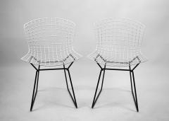 Harry Bertoia Set of 4 Harry Bertoia for Knoll Vintage Side Chairs - 1126511