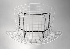 Harry Bertoia Set of 4 Harry Bertoia for Knoll Vintage Side Chairs - 1126512