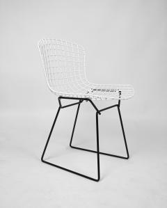 Harry Bertoia Set of 4 Harry Bertoia for Knoll Vintage Side Chairs - 1126515