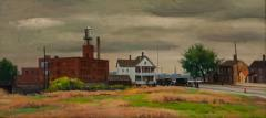 Harry Leith Ross Gray Day New England - 360294