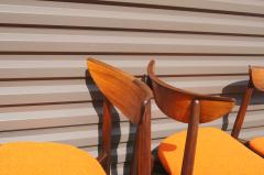 Harry Ostergaard Set of Four Rosewood Dining Chairs by Harry stergaard - 1607375