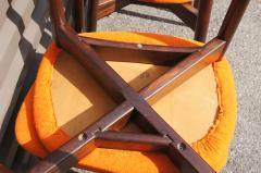Harry Ostergaard Set of Four Rosewood Dining Chairs by Harry stergaard - 1607377