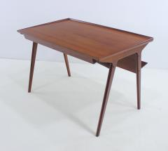 harry ostergaard - sleek & stylish danish modern teak desk