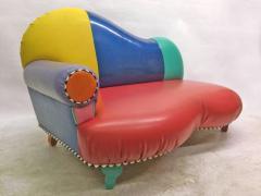 Harry Siegel Memphis Inspired Sofa by Los Angeles Designer Harry Siegel - 209846