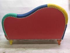 Harry Siegel Memphis Inspired Sofa by Los Angeles Designer Harry Siegel - 209848