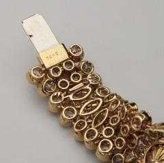 Harry Winston Unique Harry Winston Tahitian South Sea Pearls Diamond Necklace Earrings Set - 1519482