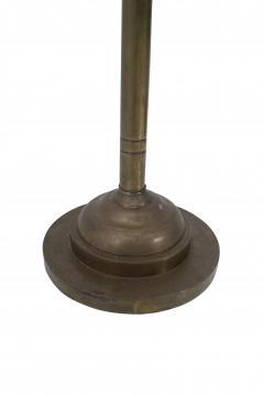 Hart Associates Brass Palm Frond Floor Lamps Hart Associates 1980 - 1621001