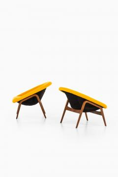 Hartmut Lohmeyer Easy Chairs Model Columbus Produced by Artifort - 1906584