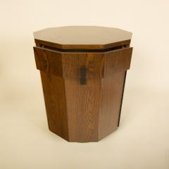 Harvey Probber A Mid Century Modern Decagon Cabinet by Harvey Prober circa 1950 - 2129147